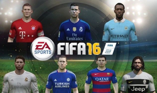 FIFA 16 Super Deluxe Edition Crack PC Game 2015 is here