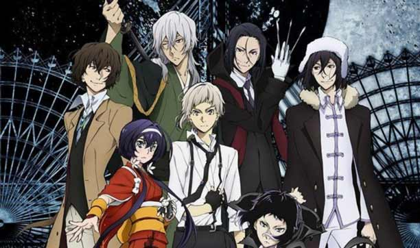 Bungou Stray Dogs Season 3