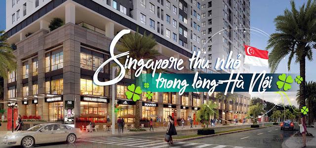 Icid Complex mang không gian sống của Singapore