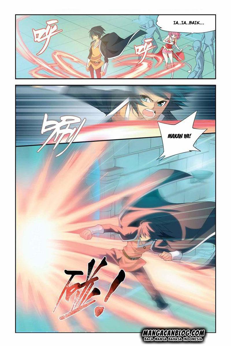 Battle Through Heaven Chapter 12-20