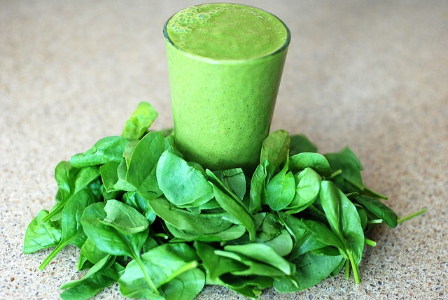 Spinach for Building Lean Muscles