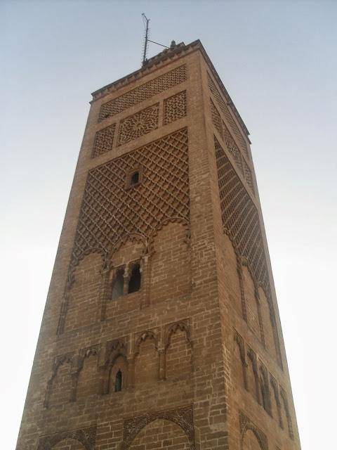 Minarete Gran mezquita