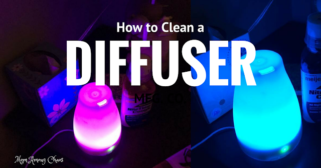how to clean a diffuser, essential oils Amazon