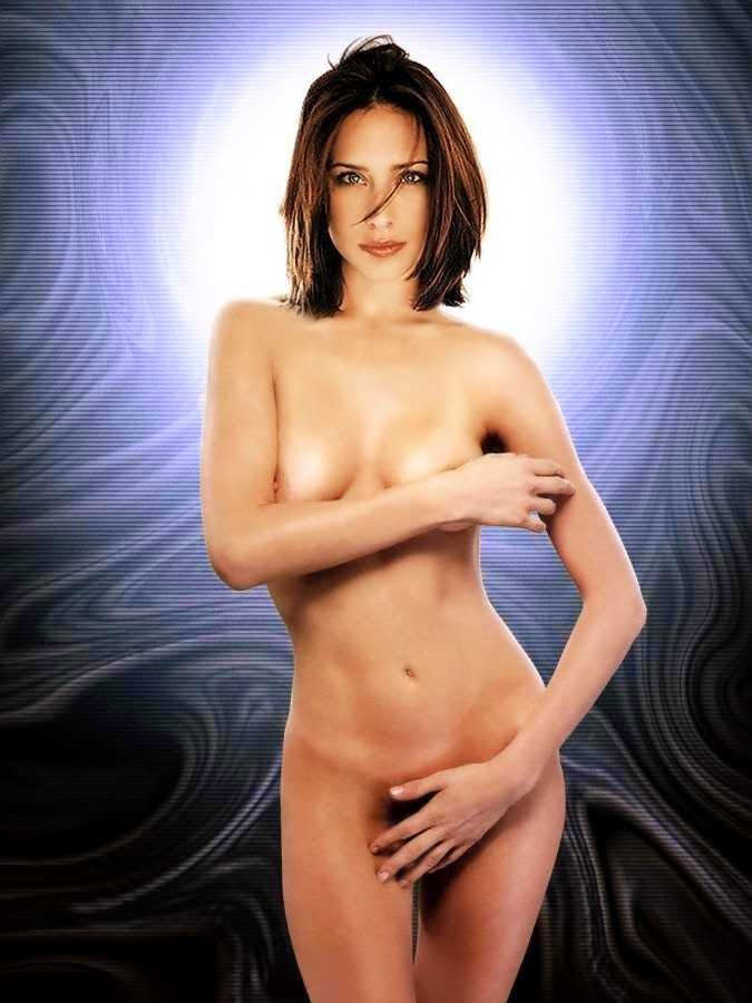 Nathalia Castellon  nackt