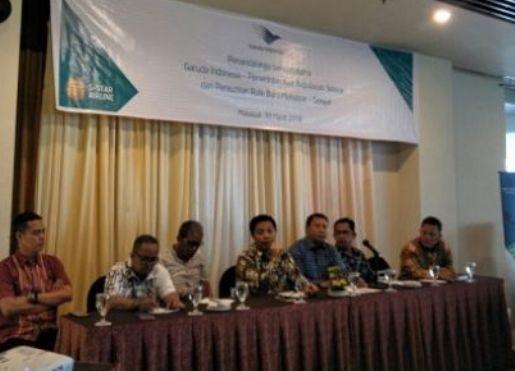 Garuda Launching Rute, Penerbangan Makassar-Selayar PP