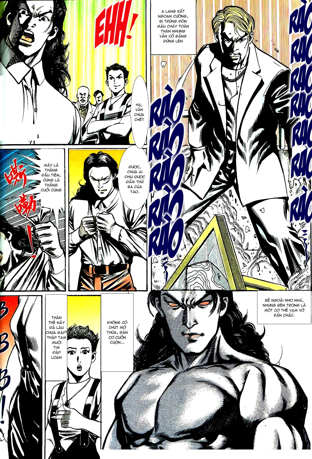 Người Trong Giang Hồ chapter 147: vĩnh biệt kk trang 21