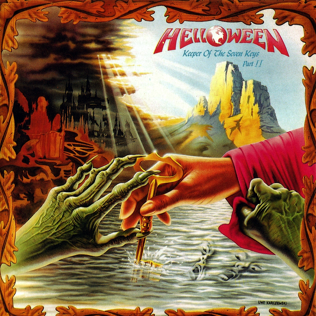 Helloween keeper of the seven keys part ii 1988 mediasurf 1988 rcanoise international allmusic review by eduardo rivadavia having established an immensely influential blueprint with keeper of the malvernweather Images