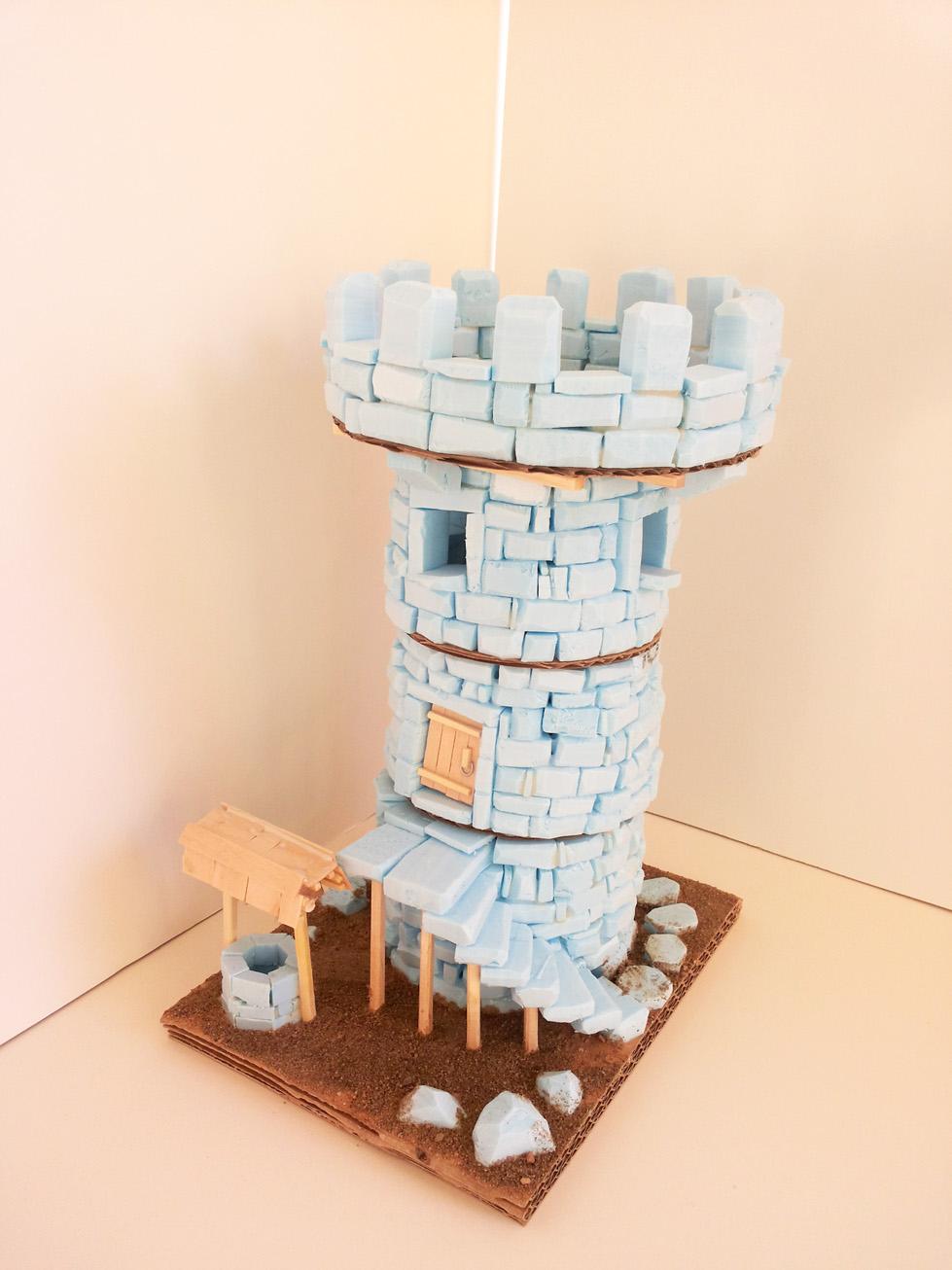 Hugg och slag : Tower of strength and Happy New Year
