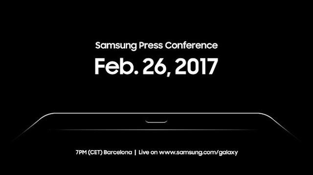 Samsung akan bocorkan video teaser Galaxy S8 diajang MWC 2017