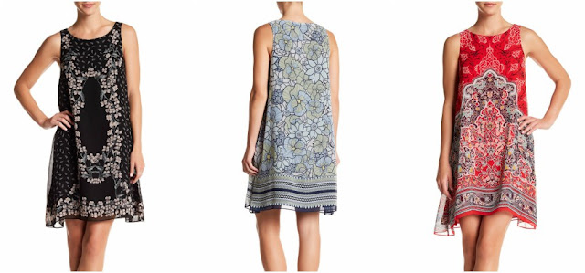 Max Studio Sleeveless Scarf Dress $40 (reg $128)
