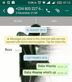 WhatsApp Unsend feature
