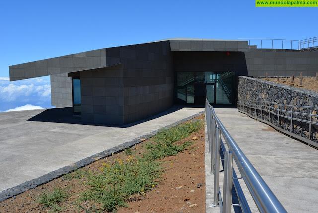 Los trabajos para dotar de contenido y tematizar el centro de visitantes del Roque de los Muchachos arrancarán este año