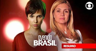 Resumo da Novela Avenida Brasil - capítulo 083, quarta-feira, 29 de janeiro