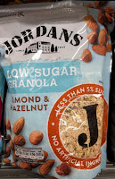 Jordans low sugar granola almond & hazelnut