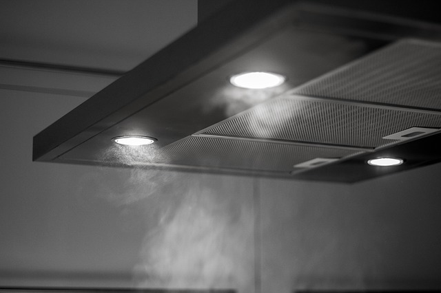 LED lights use on kitchen