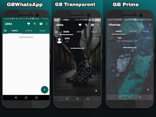 Free Download GBWhatsApp Mod Apk and Pop Up Free Latest Version