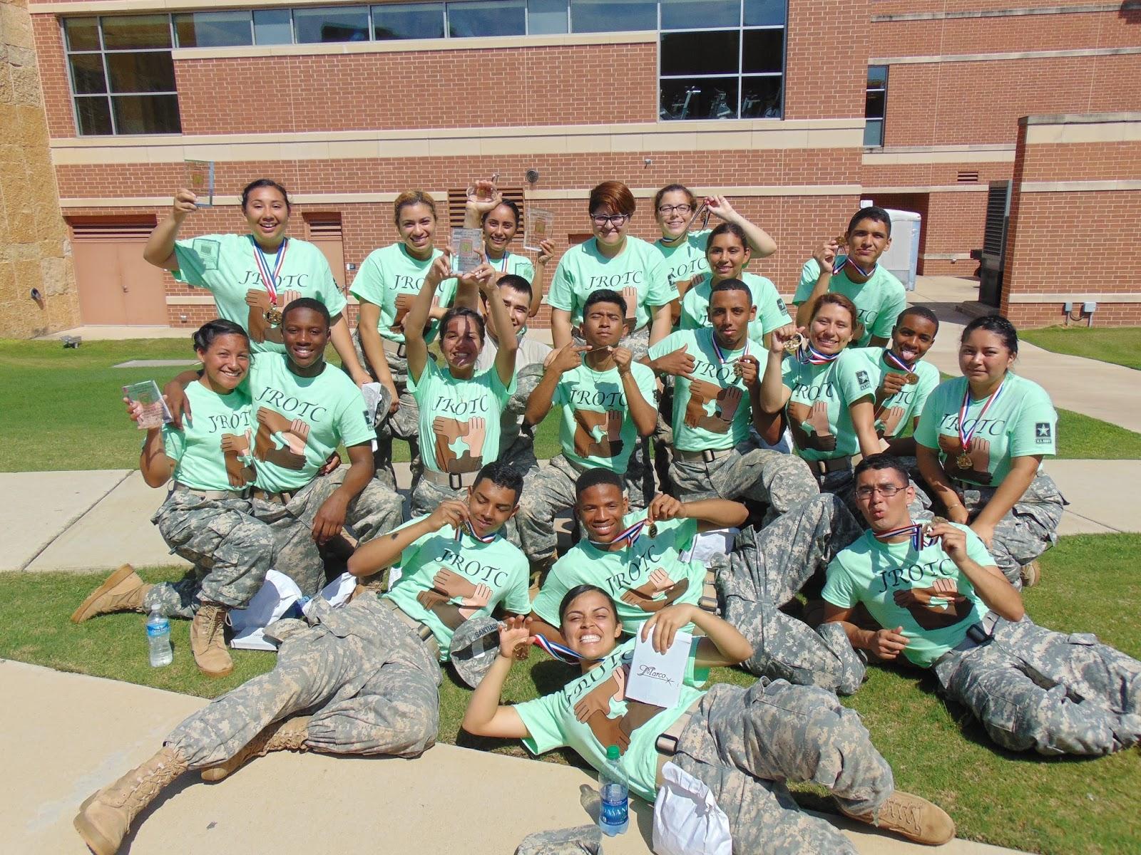 JROTC Jclc 2015