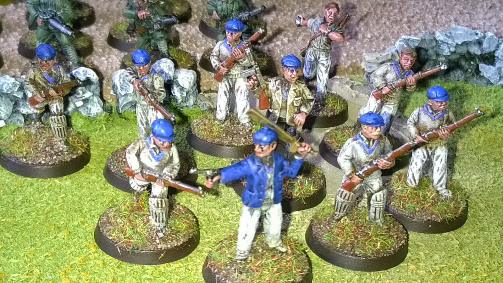 vbcw sloppy jalopy cricketers militia