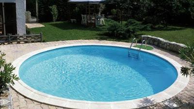 kolam lingkaran