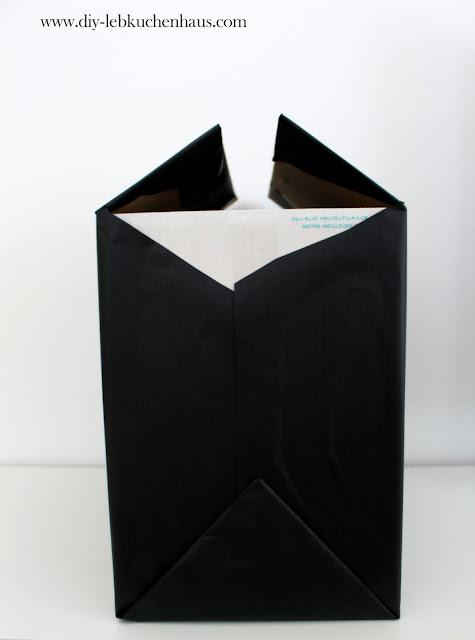 Aufbewahrungsbox Pappe