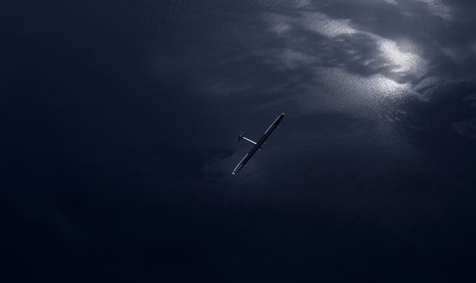 Solar Impulse 주야간 비행