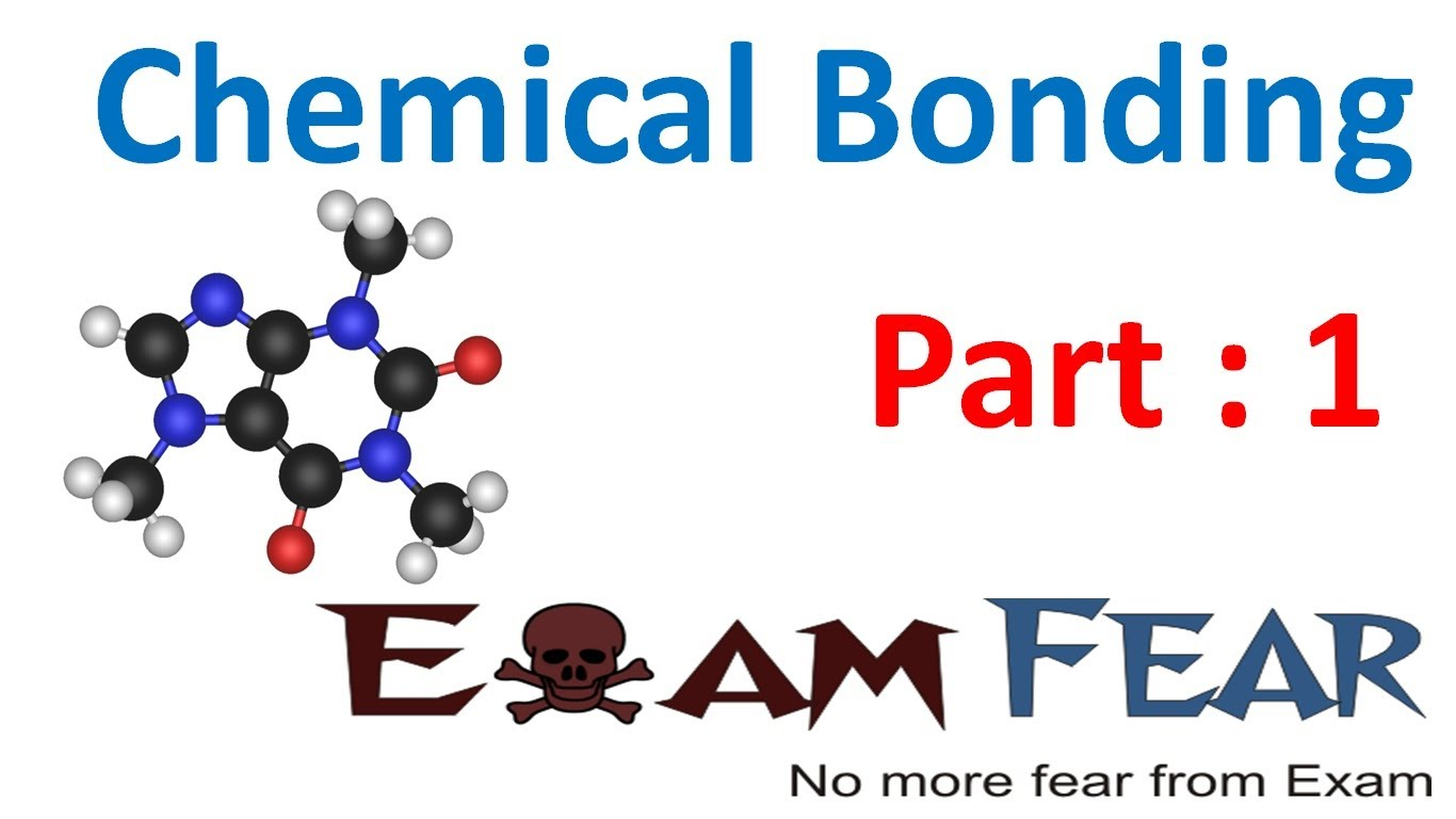 introduction to chemical bonding diagrams descriptions