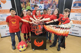Robotics Team Picture