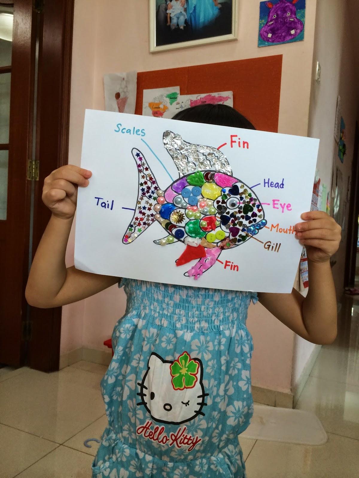 Raising Our Successful Children Singapore Mom Blog Good Night Little Rainbow Fish