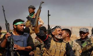 Syiah Irak Akui, Kalau Bukan karena Mereka Rezim Assad Sudah Runtuh