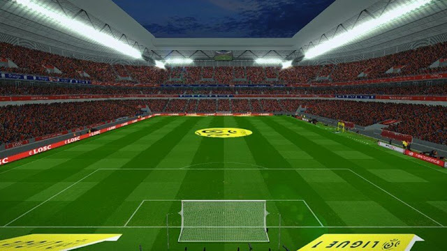 Stade Pierre-Mauroy PES 2017