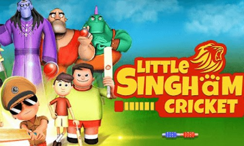 Little singham tap Apk+Data Free on Android Game Download