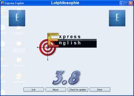 EXPRESS ENGLISH V 3.9.1 GRATUITEMENT