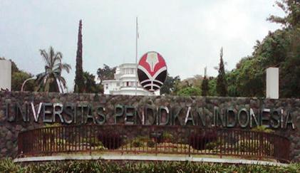 Info Pendaftaran Mahasiswa Baru di (UPI) Universitas Pendidikan Indonesia