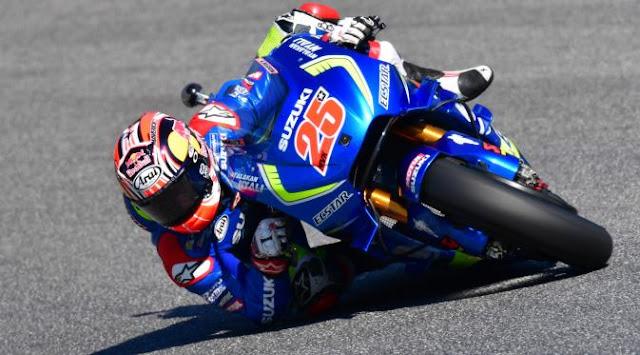 Latihan Bebas 2 MotoGP Sachsenring, Jerman : Vinales Tercepat