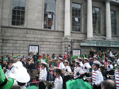 St. Patrick Day la Bucuresti.