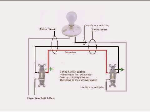 Electric Work Switch Wiring Diagram,1 - 42