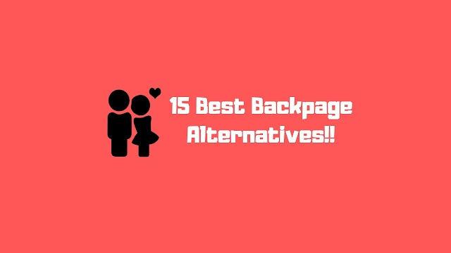 15 Best Backpage Alternatives That Are Completely Free!
