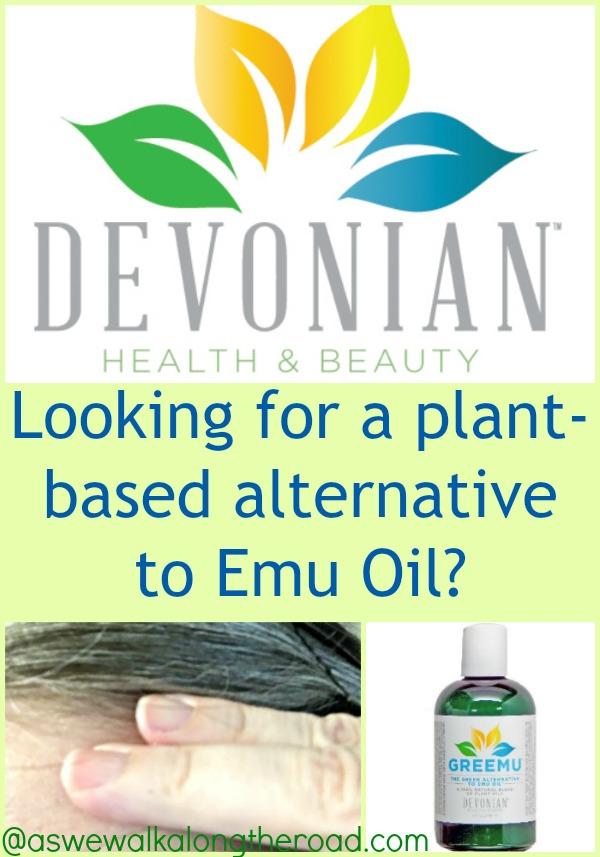 Plant-based beauty oils