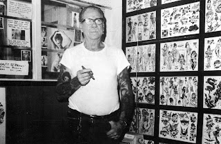 tatuador Sailor Jerry