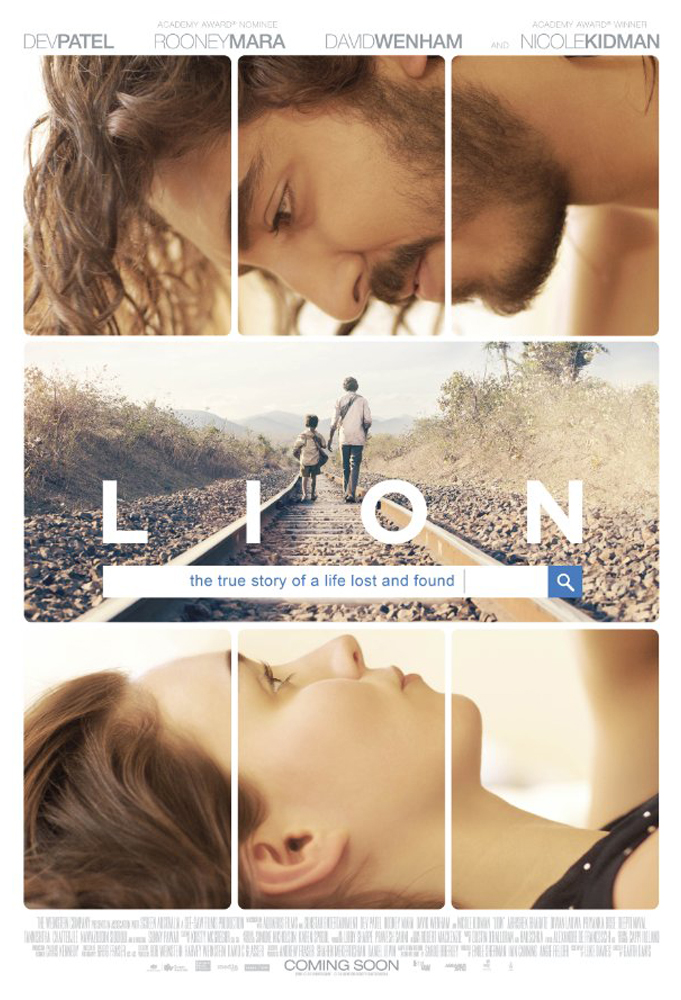 Lion (BRRip 1080p Dual Latino / Ingles) (2016)
