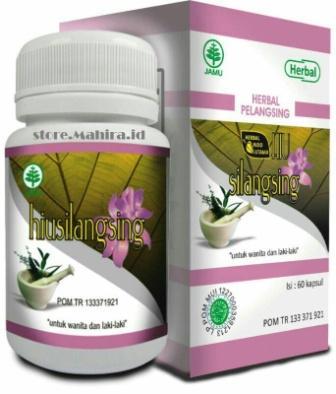 Silangsing Obat Pelangsing Alami/Obat Penurun Berat Badan