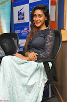 Shravya in skirt and tight top at Vana Villu Movie First Song launch at radio city 91.1 FM ~  Exclusive 48.JPG