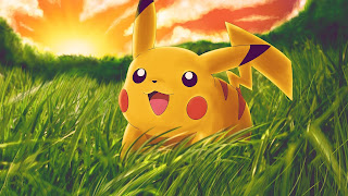 Pikachu PS3 Wallpaper