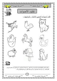4 - مجموعة أنشطة متنوعة للتحضيري و الروضة
