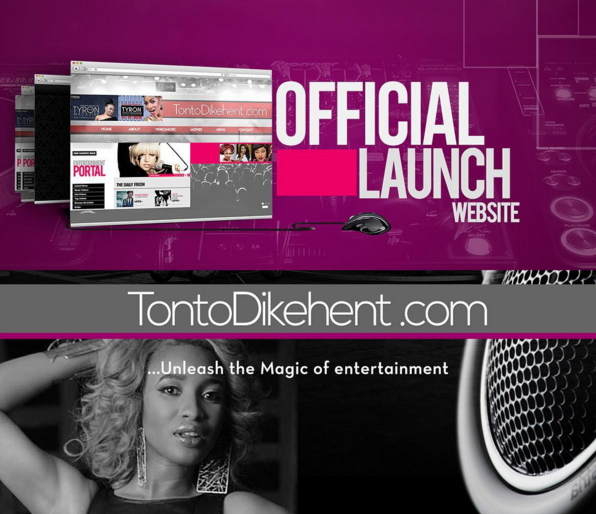 tonto dikeh website crashes