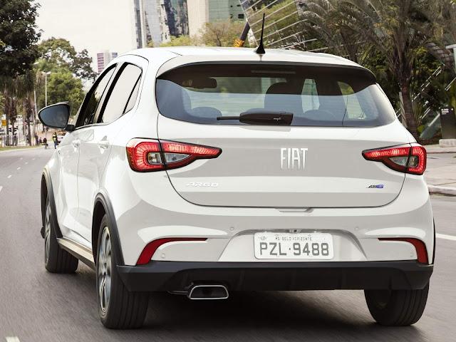 Fiat Argo HGT 1.8 Automático
