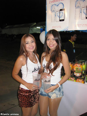 Blue Paradise Fest, Chaweng Lake, beer?