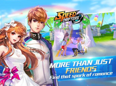 Download Garena Speed Drifters Mod Apk For Android Versi Terbaru 2019