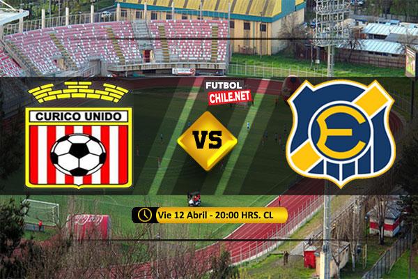 Mira Curicó Unido vs Everton en vivo y online por la Primera División