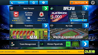 Dream League Soccer 2018 v5.053 Mega Mod